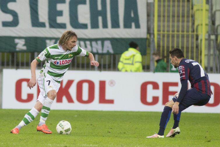 Milos Krasić był najlepszym zawodnikiem na boisku, zdobył gola na 1:0