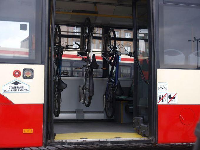 Tak rowery jeżdżą między Oliwą a Osową