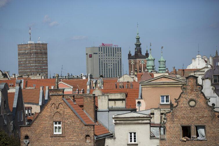 Gdańsk - nowoczesne miasto o ponadtysiącletniej historii.