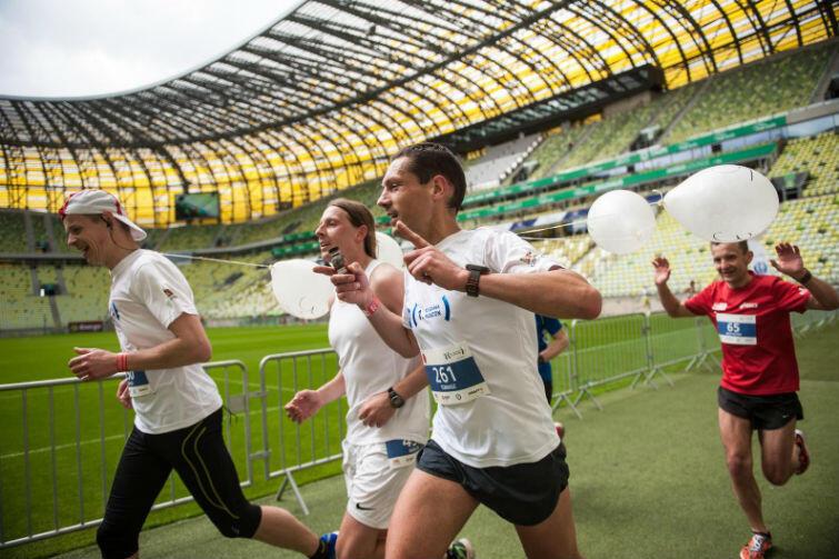 Trasa maratonu będzie przebiegała m.in. przez Stadion Energa Gdańsk