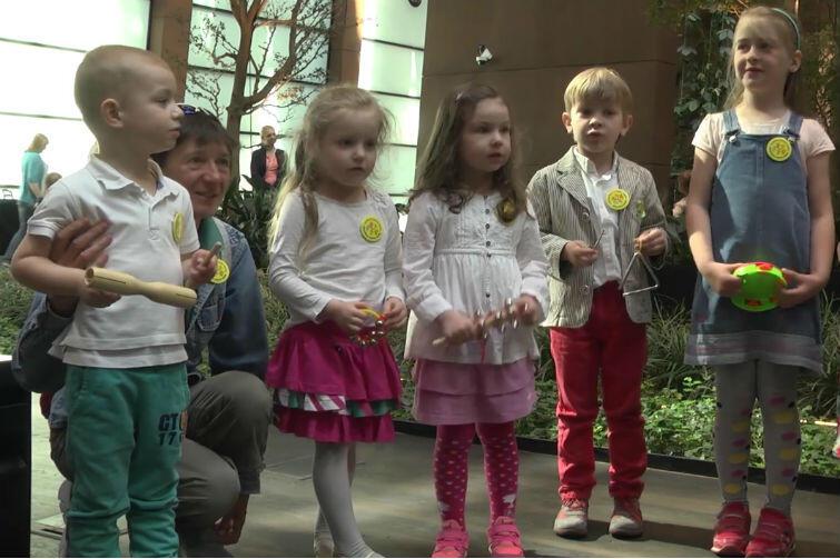 Prace oceniane będą przede wszystkim pod kątem tego, czy dzieci mogą je zaśpiewać.