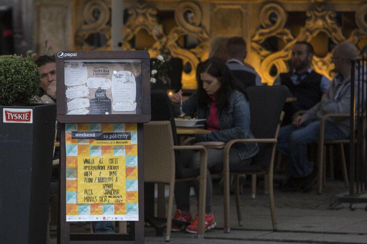 Lokale gastronomiczne na gdańskiej starówce nie narzekają na brak zainteresowania. Noc Restauracji to przede wszystkim przyjazny gest w stronę klientów.