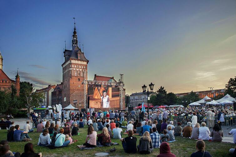 """Przed rokiem na Targu Węglowym prezentowano """"Aidę"""" Verdiego. Obejrzało ją blisko tysiąc osób"""