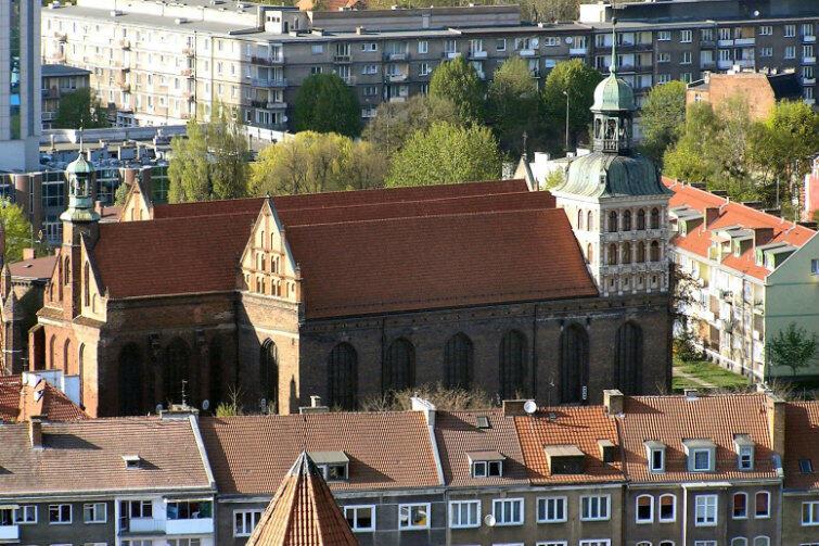 Wśród beneficjentów miejskiej pomocy jest m.in. kościół św. Brygidy, na który z samorządowej kasy wydane będzie w sumie 327 tys. zł.