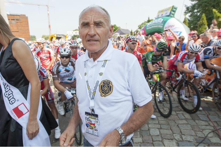 Czesław Lang w najbliższy weekend organizuje w Gdańsku dwie imprezy kolarskie dla amatorów