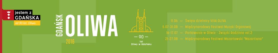 90 lat Oliwy w Gdańsku