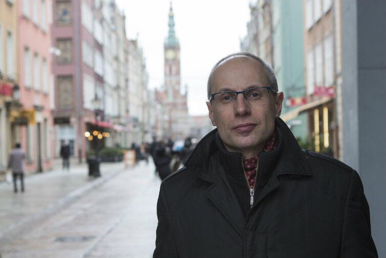 Profesor Paweł Machcewicz, dyrektor Muzeum II Wojny Światowej.