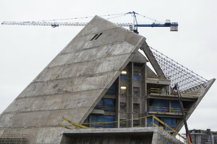 Budynek Muzeum: czy w sierpniu PiS doprowadzi do zmiany dyrekcji i koncepcji?