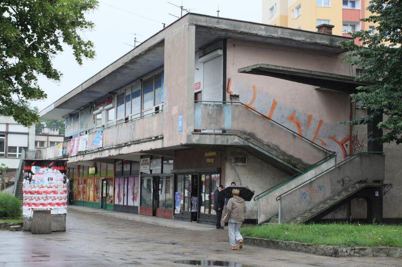 Stogi. Dzielnica zyska nowy pawilon handlowo-usługowy