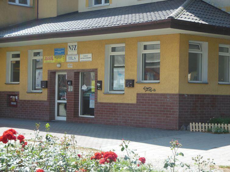 Siedziba Punktu Informacyjno-Konsultacyjnego przy ul. Chopina 42 w Gdańsku
