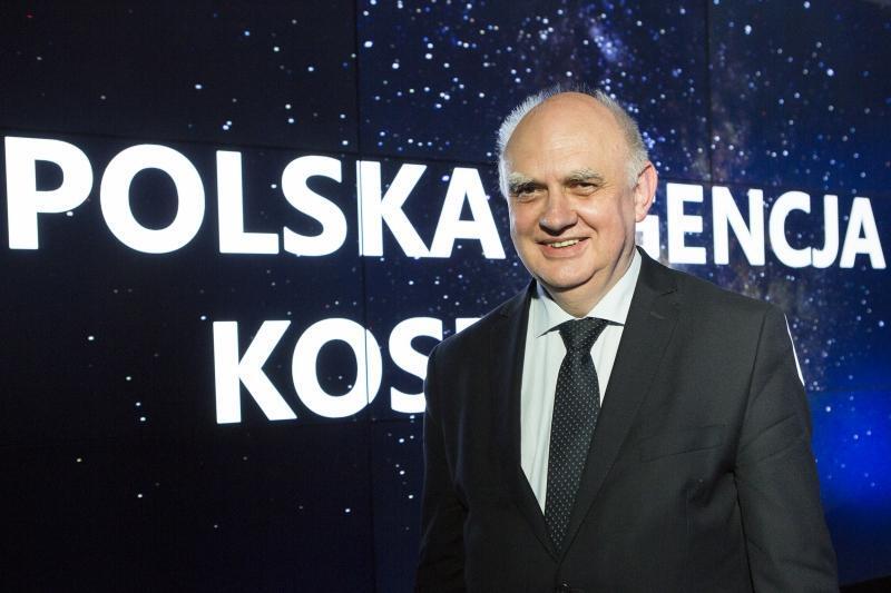 Prof. Marek Banaszkiewicz, prezes PAK