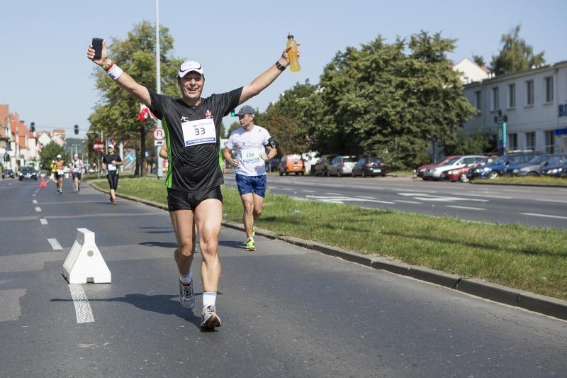Maraton Solidarności to duży wysiłek, ale też wiele radości