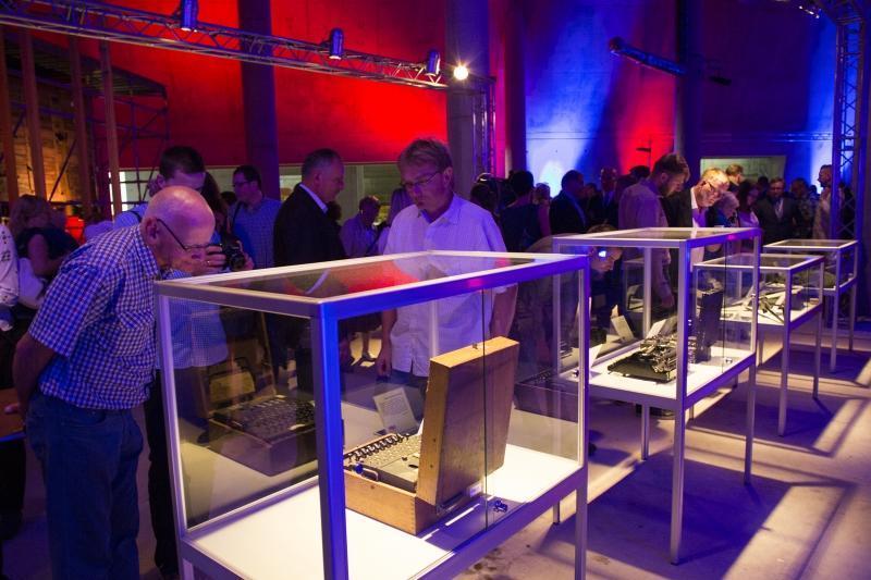 1 września 2015. Dzień otwarty budowy Muzeum II Wojny Światowej w Gdańsku