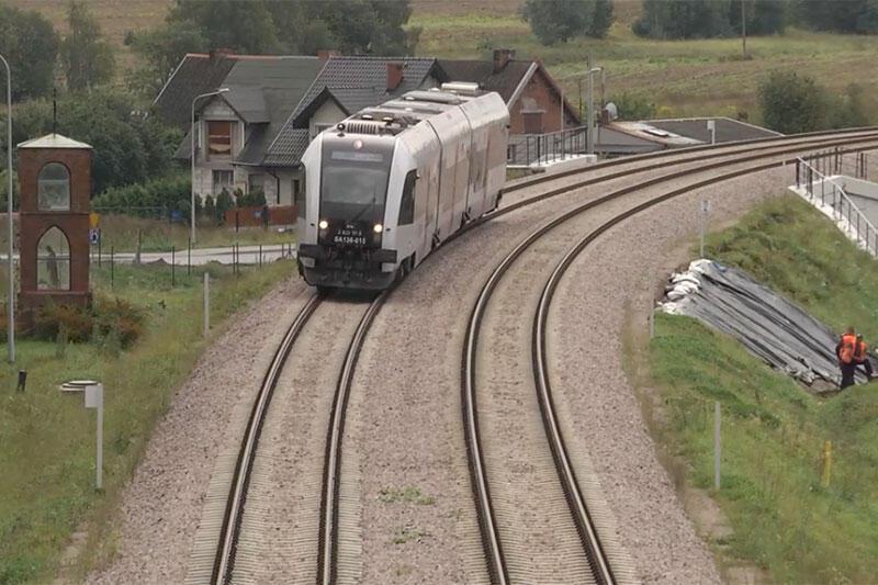 W niedzielę, 4 września, na odcinku z Kartuz do Gdańska-Wrzeszcza ponownie wyruszyły pociągi