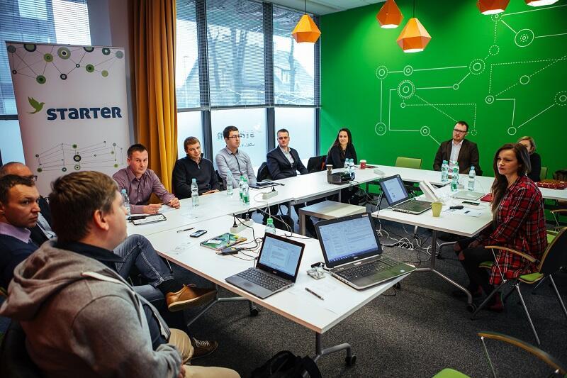Gdański Inkubator Przedsiębiorczości STARTER oficjalnie wystartował w styczniu 2012 r.