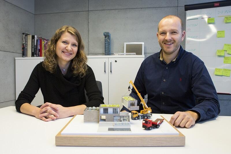 Magdalena i Krzysztof Droszcz wystartowali z firmą Rebelconcept w gdańskim inkubatorze