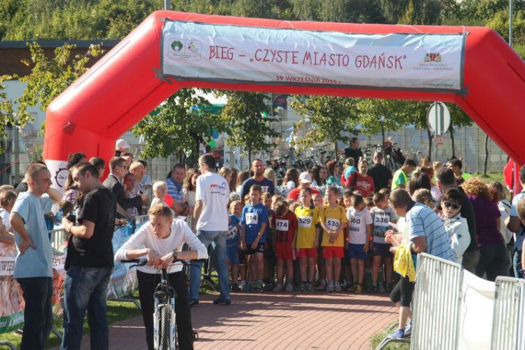 ... podobnie, jak bieg Czyste Miasto Gdańsk