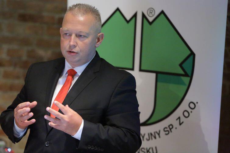 Prezydent Andrzej Bojanowski sąsiad Szadółek
