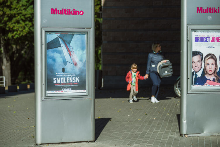 Propaganda przez kino: film Smoleńsk już w gdańskich kinach. Spiskowa teoria o rzekomym wybuchu samolotu prezydenckiego i zamachu przygotowanym przez Tuska i Putina to też część polityki historycznej PiS.
