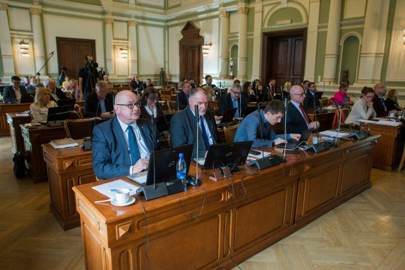 Radnym PiS nie spodobał się pomysł nazwy ronda nawiązującej do Wolnego Miasta Gdańsk.