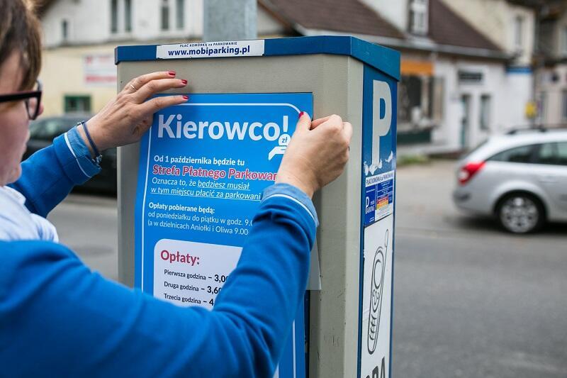 Wrześniowa akcja informacyjna ZDiZ przed uruchomieniem nowych stref płatnego parkowania