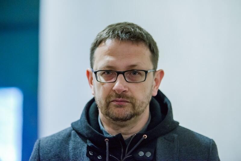 Maciej Szczepkowski z MHMG zapewnia, że system ochrony murów przed wodą działa bez zarzutu