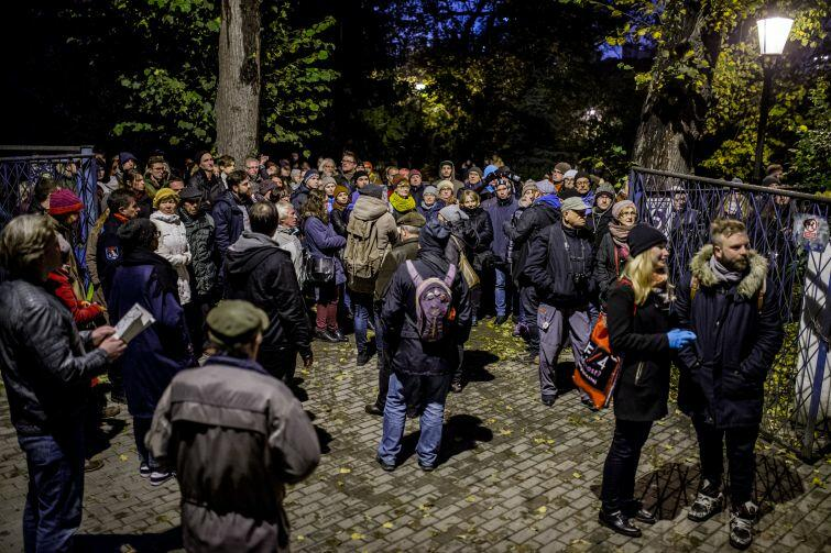 Tłumy na Biskupiej Górce pokazały, że Narracje cieszą się niesłabnącą popularnością.