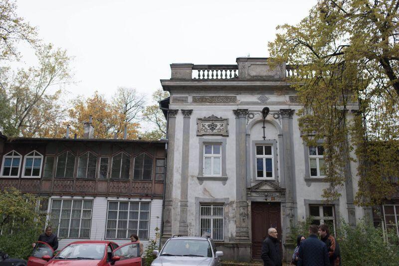 Miasto ma konkretny pomysł na zagospodarowanie Domu Zdrojowego w Brzeźnie. Powstanie tu Zielona Szkoła.