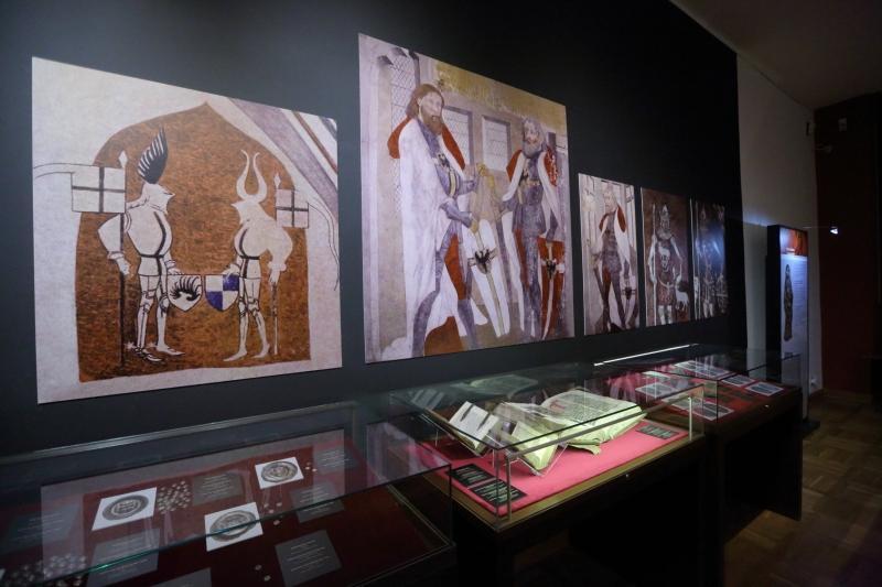 - Wystawa o dziejach zakonu w Gdańsku ma dla mnie ogromne znaczenie - podkreśla wielki mistrz.