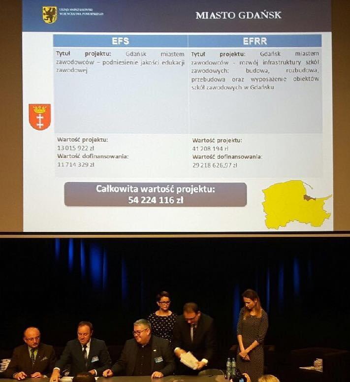 Umowa została podpisana podczas V Forum Pomorskiej Edukacji