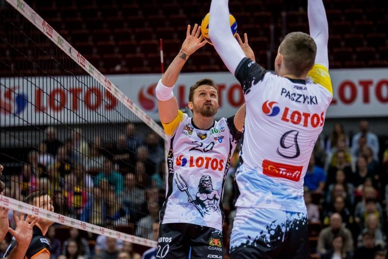 Michal Masny rozgrywa po mistrzowsku