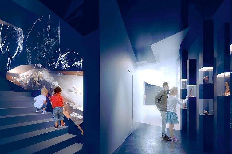 Wystawa po modernizacji