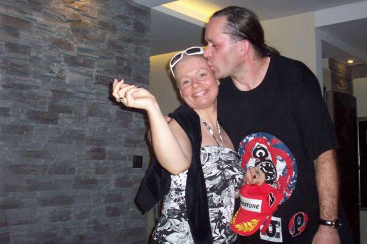Mąż Grzegorz jest jedną z osób, na które Magda może liczyć w każdej sytuacji