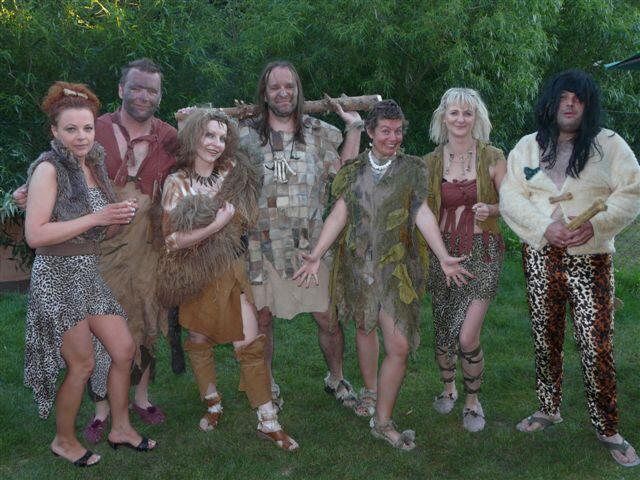 Magda wśród neandertalczyków