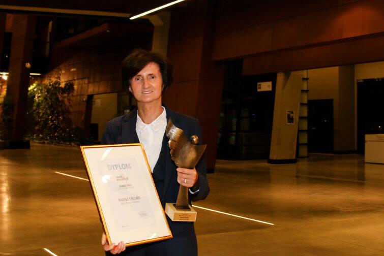 Wręczono nagrody Smart Metropolia - jedna zostaje w Gdańsku, dwie jadą do Pszczółek i Gdyni