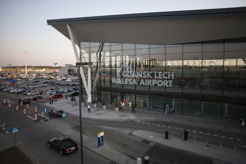 Strajk pilotów niemieckiego przewoźnika dotknął także gdańskie lotnisko