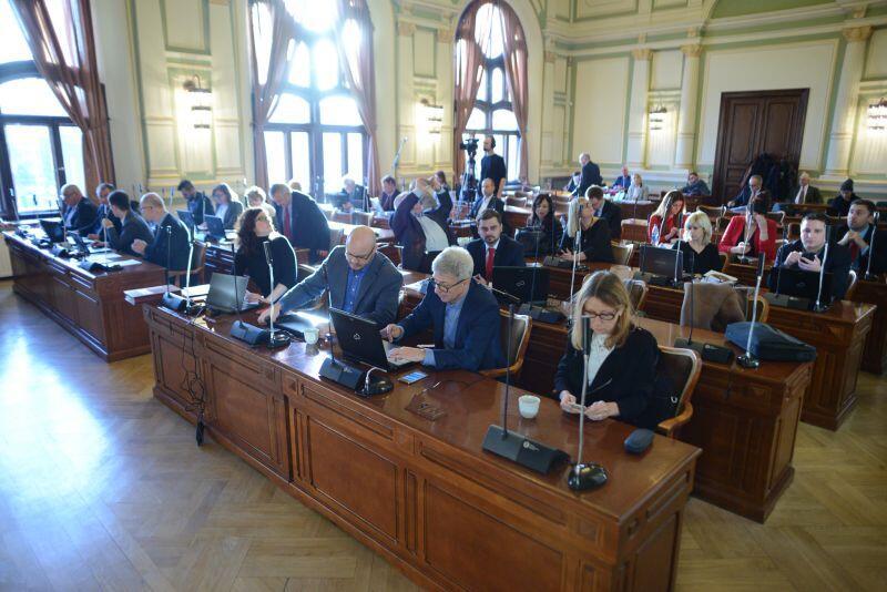 W czwartek odbyła się przedostatnia w tym roku sesja Rady Miasta Gdańska