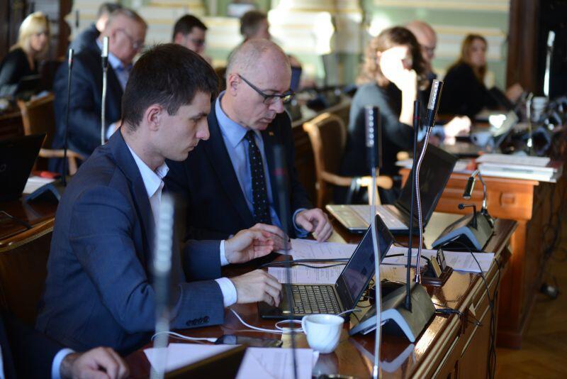 Radni PiS nie wzięli udziału w głosowaniu nad apelem w sprawie poparcia budowy drogi ekspresowej S6