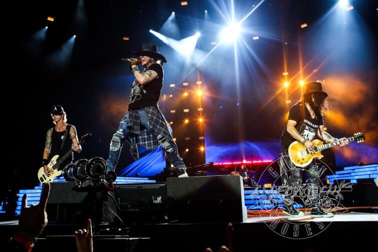 Guns N' Roses w czerwcu 2017 r. zagra w Gdańsku!