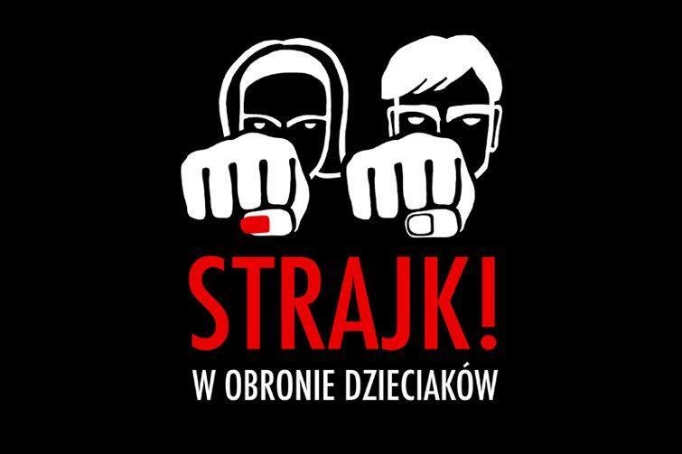 Zaczęło się od tej grafiki Anity Głowińskiej. Stworzyła ją w nocy, po tym, jak Sejm, głosami PiS, przyjął ustawę reformującą edukację