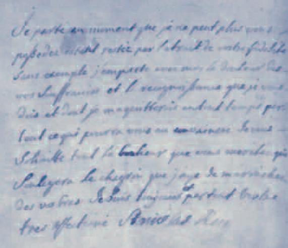 List króla Leszczyńskiego, w którym dziękuje Gdańskowi za bezprzykładną wierność