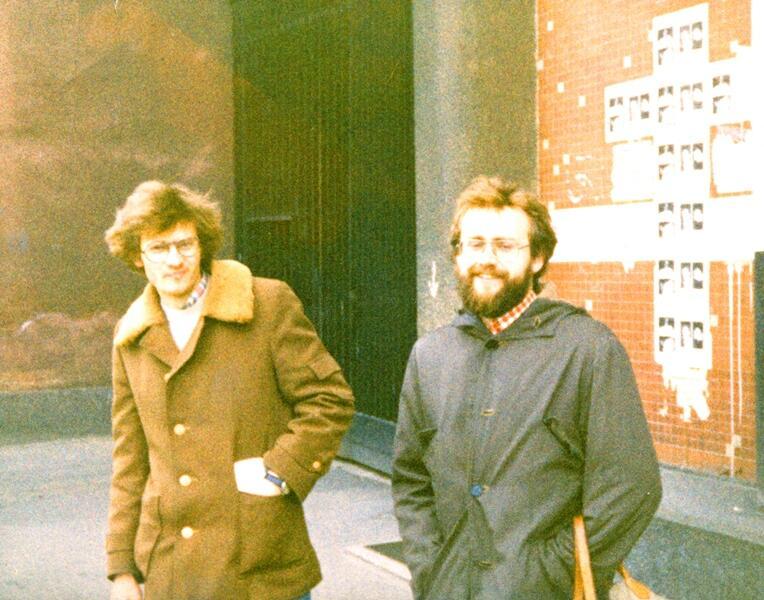 Maciej Kapczyński i Piotr Kapczyński