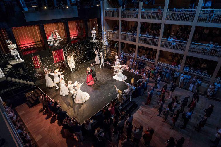 Kiss me, Kate - pierwszy musical przygotowany przez Gdański Teatr Szekspirowski we współpracy z Teatrem Muzycznym w Gdyni