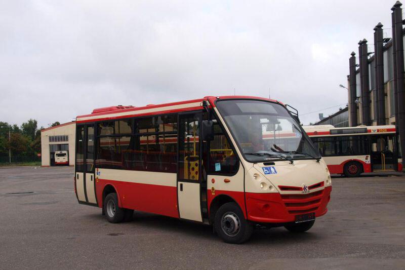 Już od połowy stycznia po Kokoszkach będą jeździły minibusy