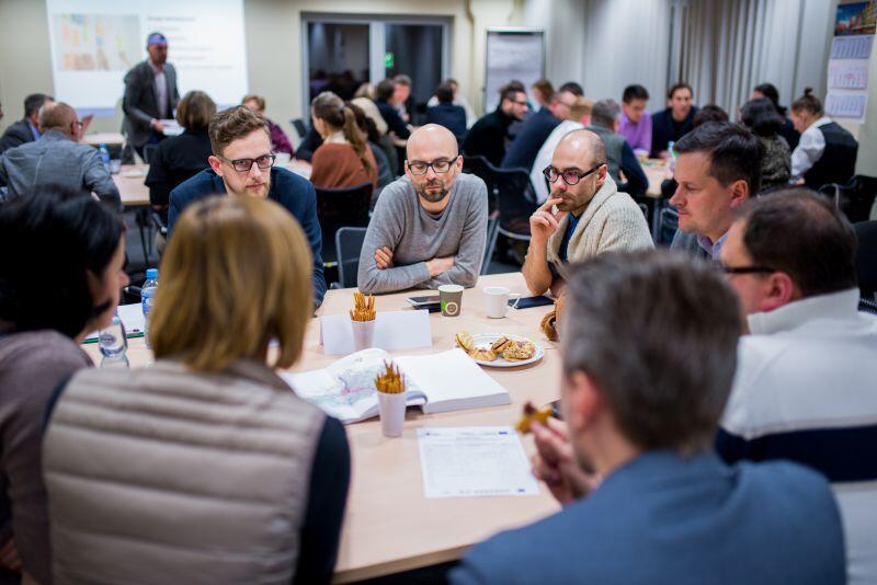 W czwartek odbyły się warsztaty, w trakcie których dyskutowano na temat tego, jaką strategię w kwestii parkowania, powinno przyjąć miasto