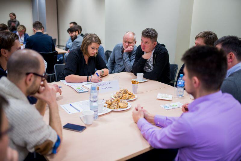 Spotkanie odbyło się w siedzibie ZDiZ, a uczestniczyli w nim m.in. radni gdańskich dzielnic