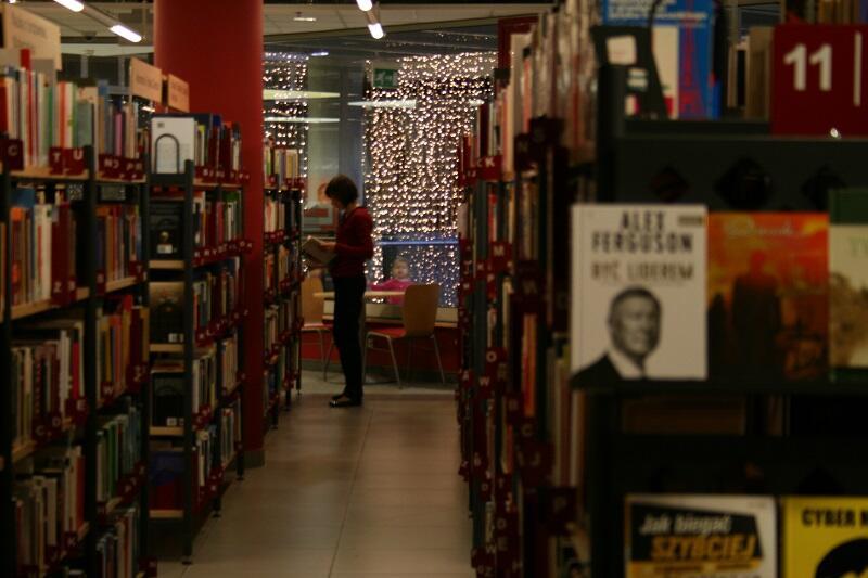 W Bibliotece Manhattan trwają ostatnie przygotowania przed powrotem czytelników