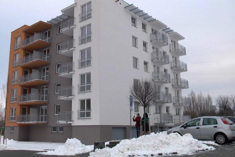 Dom przy Piotrkowskiej. Wszyscy nowi lokatorzy są pod wrażeniem dobrego standartu mieszkań