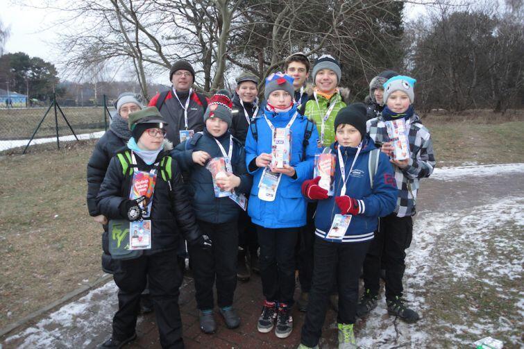 Harcerze gdańscy wspierają 25. Finał WOŚP