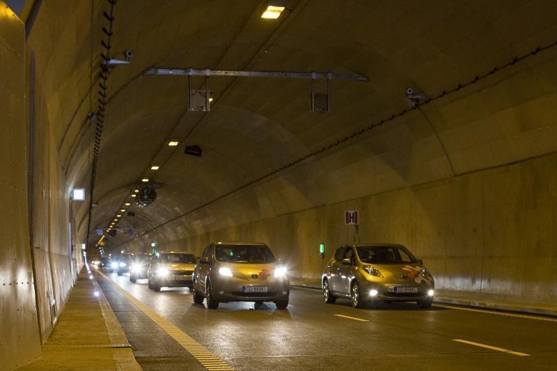 Utrudnienia w tunelu pod Martwą Wisłą